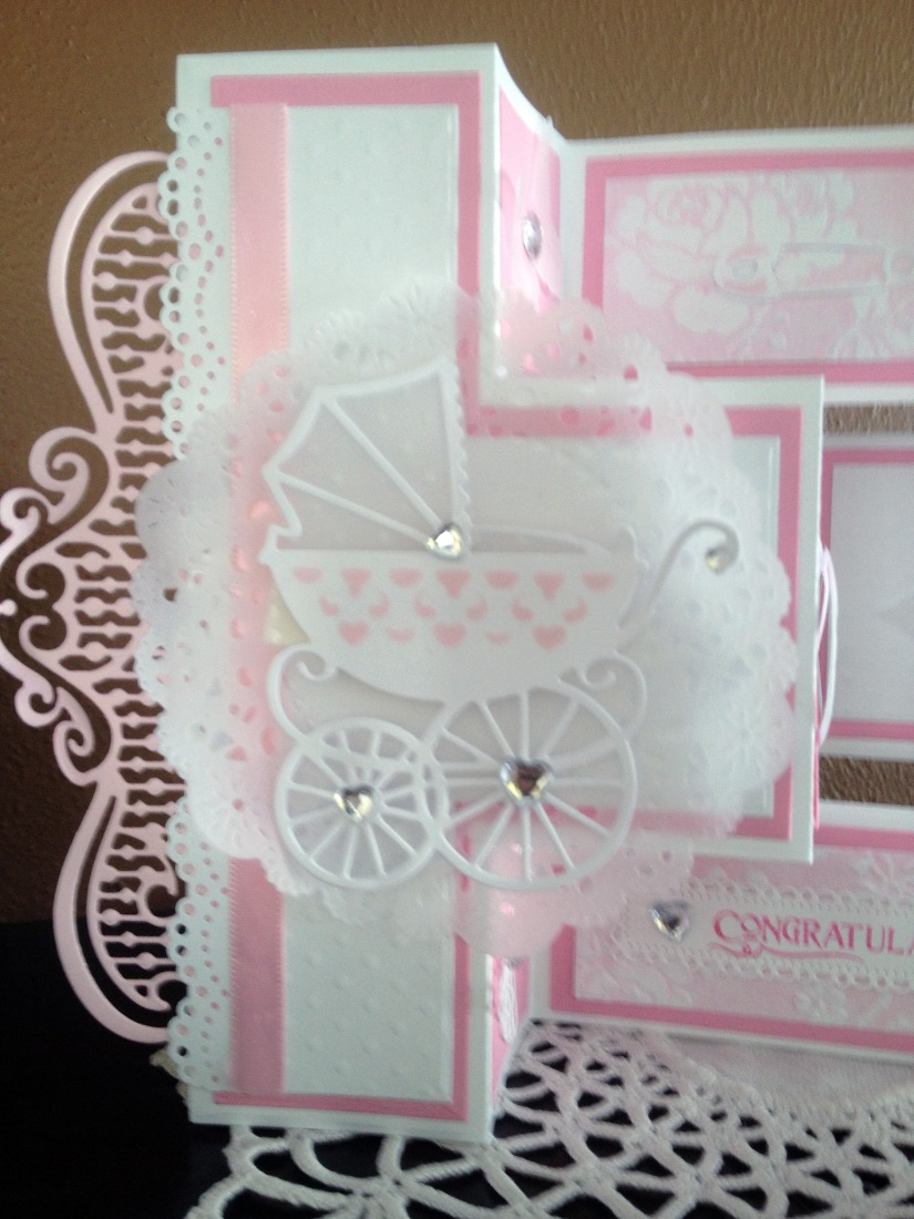 baby shower card close up 2