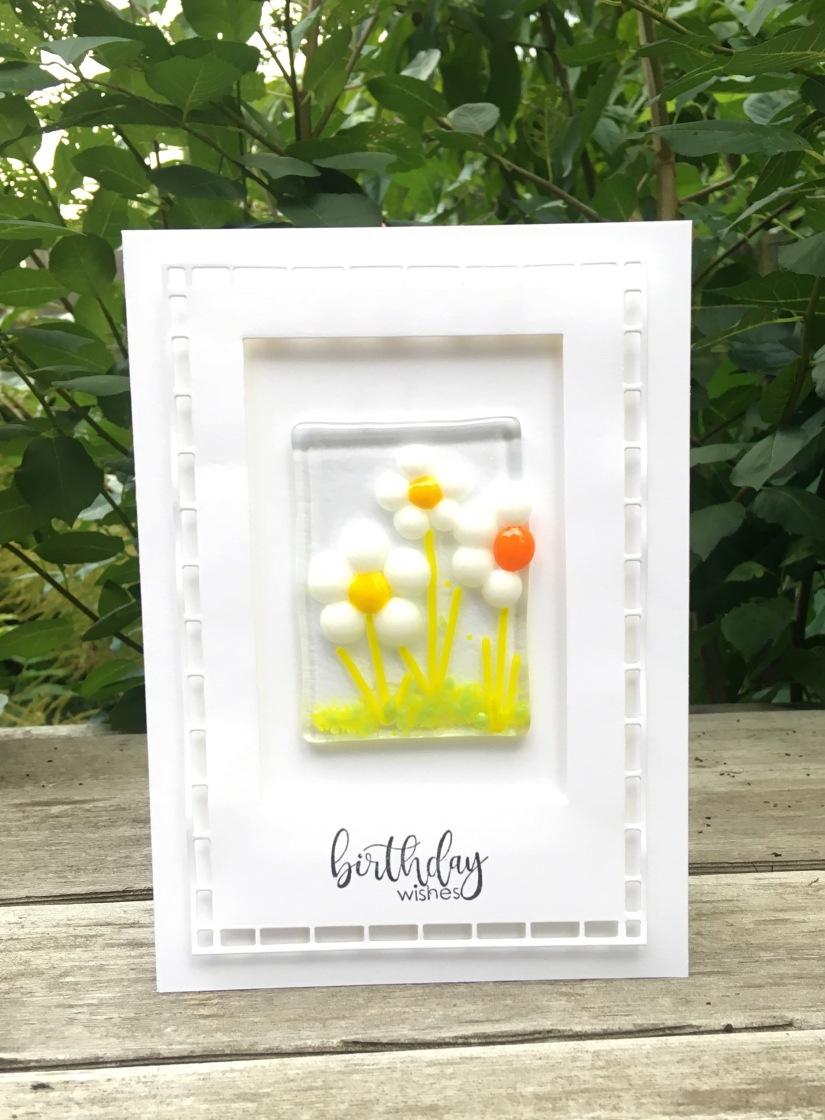 birthday white flower glass card.jpg